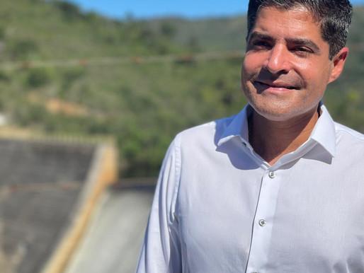 Em Pindobaçu, ACM Neto diz que deve formalizar sua pré-candidatura ao governo até o final do ano