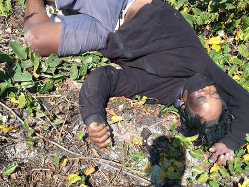 Ilhéus-Ba: Após troca de tiros entre PM e assaltante, corpo é encontrado na Soares Lopes