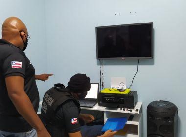 Civil prende 3 na Bahia em operação internacional contra exploração sexual infantil