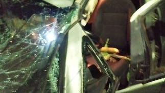 Ibicuí-Ba: Idoso morre em grave acidente automobilístico