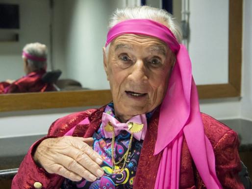 Orlando Drummond, intérprete do seu Peru, morre no Rio aos 101 anos
