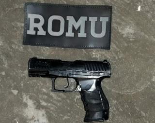 Menor de idade é apreendido com simulacro de pistola no Pontalzinho em Itabuna