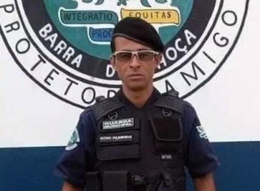 Barra do Choça: Guarda é morto a tiros por homens em uma moto