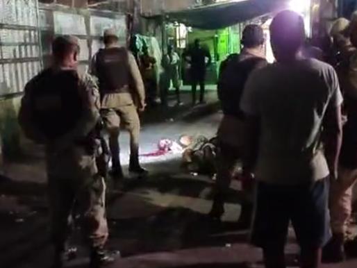 Itabuna-Ba: Dois jovens assassinados na feira do bairro São Caetano