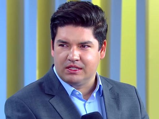 Bruno Peruka se demite da Record após descobrir 'puxada de tapete' pela web