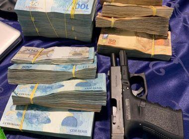 PF cumpre mandados de operação contra assaltos a bancos em Salvador e Jacobina