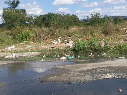 Itabuna-Ba: Moradores do Cond. Gabriela e Jubiaba pedem SOS com esgoto a céu aberto