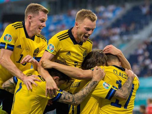 Suécia x Ucrânia: onde assistir as oitavas de final da Eurocopa (29/06)
