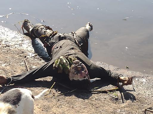 Ilhéus-Ba: Corpo de um homem é encontrado no Iguape
