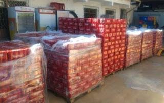 Carga de cerveja roubada em Jaguaquara e avaliada em R$ 200 mil é recuperada pela polícia em Ilhéus