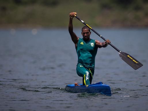 Dupla de canoagem brasileira estreia neste domingo nas Olimpíadas de Tóquio