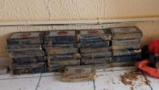 Nova Viçosa: Polícia apreende pasta base de cocaína avaliada em R$ 1 milhão