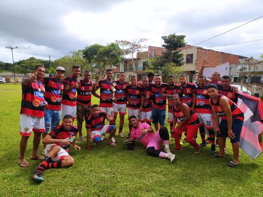 Itabuna-Ba: Associação de esporte Adilson Mendes equipe do Flamengo vencedora