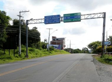 Governo federal lança aviso de licitação para duplicação BR-415 entre Ilhéus e Barro Preto