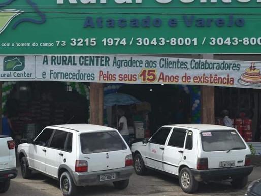 Itabuna-BA: Rural Center atacado e varejo da fazenda ao quintal você encontra tudo