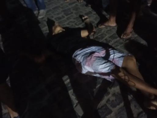 Ilhéus-Ba: Victor foi assassinado com 5 tiros
