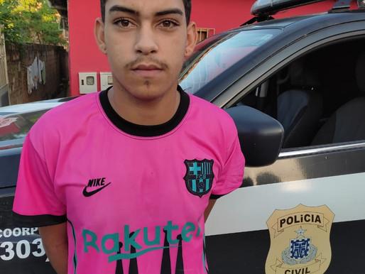 Porto Seguro: Polícia Civil prende suspeito por triplo homicídio em Itabuna