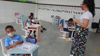 Mata de São João: Escolas municipais não tiveram casos de Covid-19