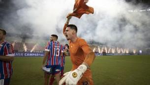 Preparador do Bahia revela detalhes sobre lesão de Matheus Teixeira durante o Nordestão