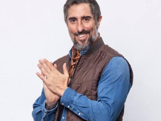 Marcos Mion foi contratado na Netflix e a Globo