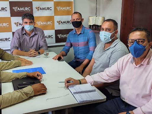 Amurc fortalece parceria com a Companhia Independente de Polícia Rodoviária de Itabuna