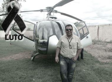Brumado: Jornalista morre após se sentir mal e sofrer derrame