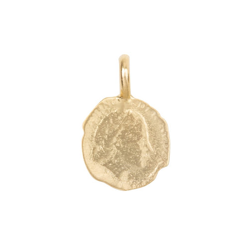 Betty Bogaers - Charm Ten Cent Gold Plated