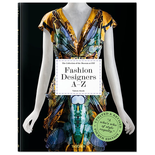 Taschen Fashion Designers A–Z. Updated 2020 Edition