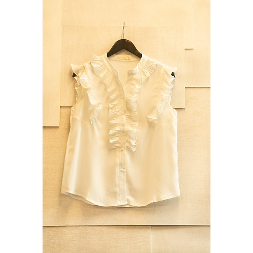 Robin Wit  Blouse - COL