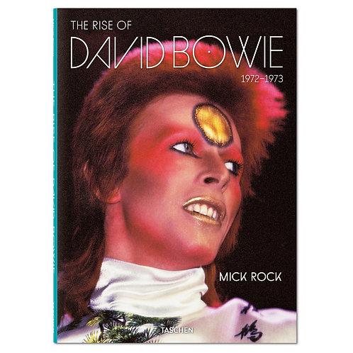 Taschen Taschen Mick Rock. The Rise of David Bowie, 1972-1973