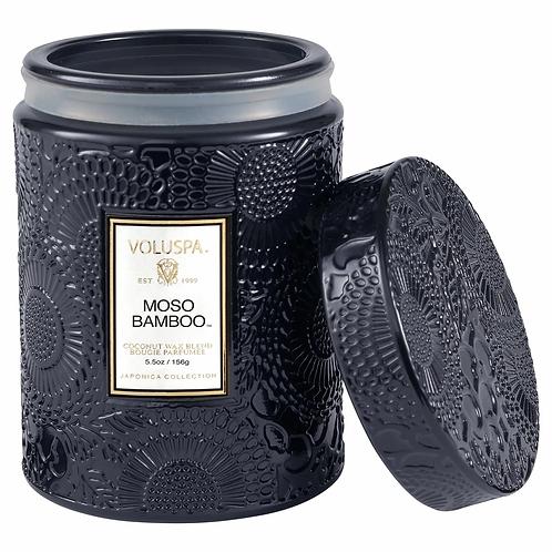 Voluspa - Moso Bamboo Small Glass