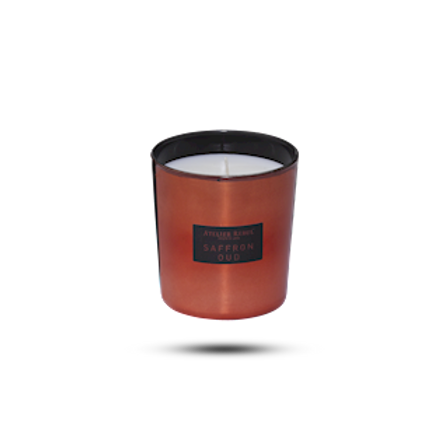 Atelier Rebul - Scented Candle Saffron Oud