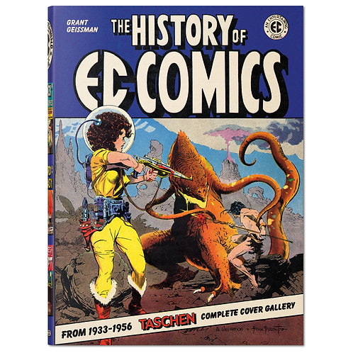 Taschen The History of EC Comics