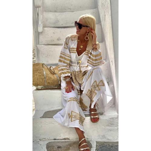 Silvy Kimono dress- Lace Official