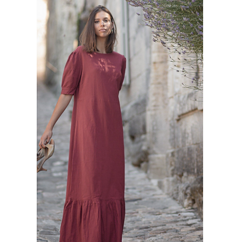 Eve Maxi Dress - Poppy Field The Label
