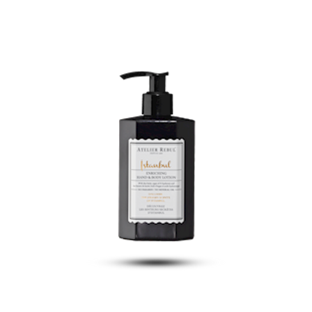 Atelier Rebul - Istanbul Enriching Hand and Body Lotion
