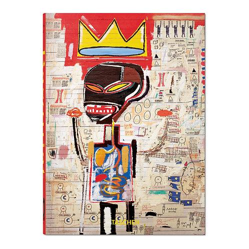 Taschen Taschen Basquiat - 40th Anniversary Edition  -