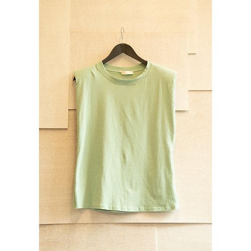 Penny T-shirt Green- COL