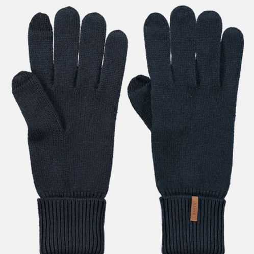 Barts - Soft Touch Gloves Navy