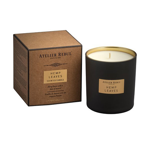 Atelier Rebul - Scented Candle Hemp Leaves
