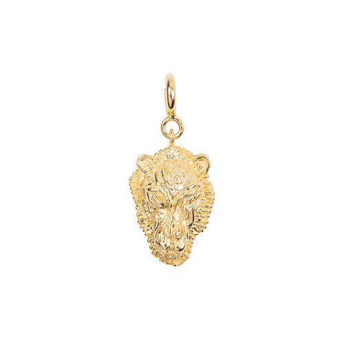 Betty Bogaers - Lion Bead Gold Plated