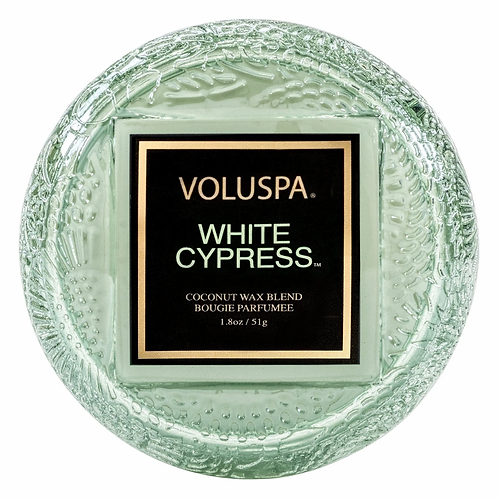 Voluspa - White Cypress