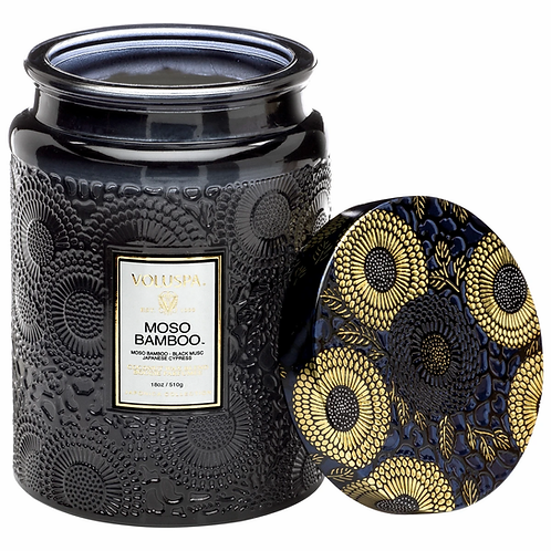 Voluspa - Moso Bamboo Glass