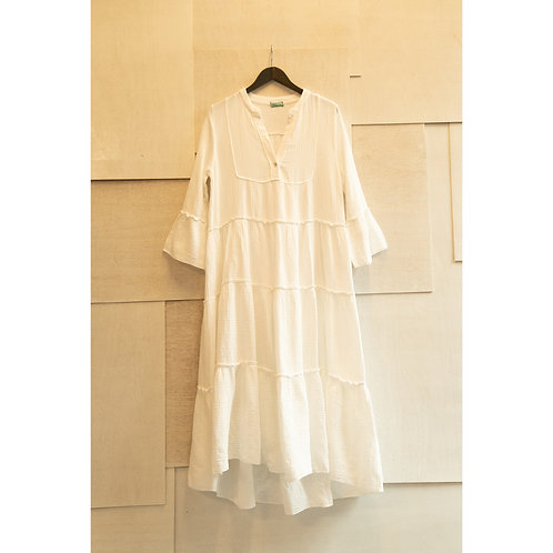 Lizet Wit Dress -COL