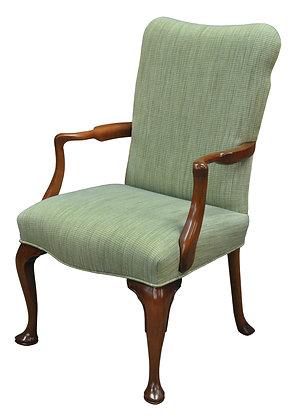 Cabriole Arm Chair