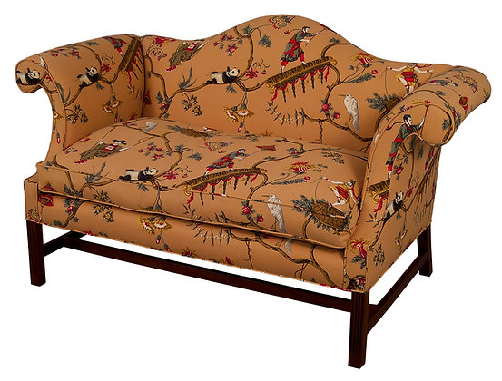 Chippendale Loveseat