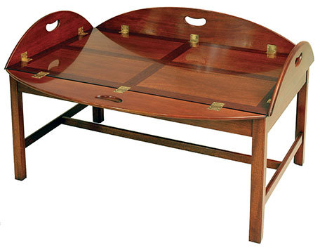 Large Butler Tray Table