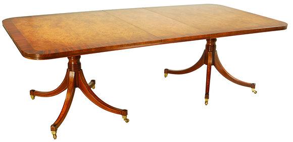 Olive Burl Table