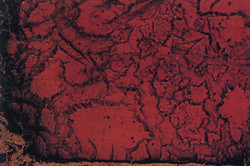 Crackle Red