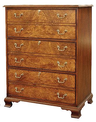 Burl Filing Cabinet